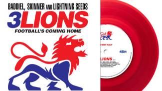 La copertina del singolo uscito per i 25 anni del brano