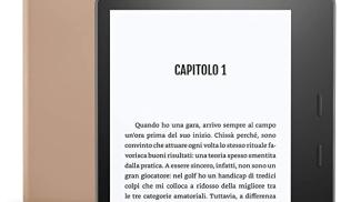 Kindle Oasis su amazon.com