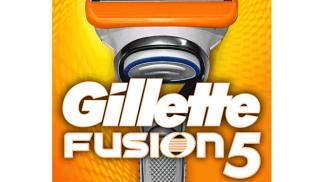 Gillette Fusion5 su amazon.com