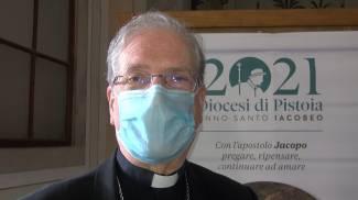 Il vescovo Fausto Tardelli