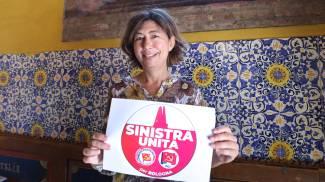 Dora Palumbo, candidata di Sinistra unita per Bologna