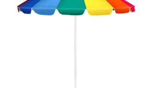 Costway ombrellone da spiaggia su amazon.com