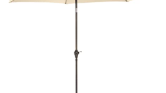 Amazon basics ombrellone su amazon.com
