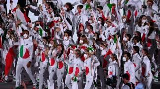 Le divise dell'Italia alle Olimpiadi