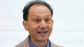Il meteorologo di Unimore, Luca Lombroso (foto Fiocchi)