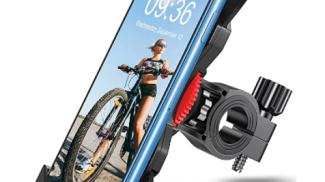 Bovon Porta Cellulare Bici su amazon.com