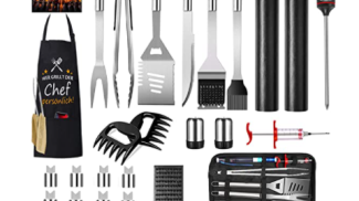 MUJUZE - kit barbecue su amazon.com