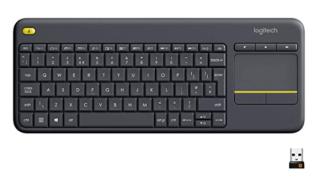 Logitech K400 Plus su amazon.com