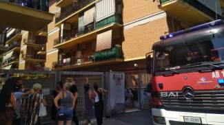 Le persone evacuate