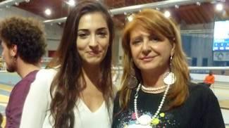 La futura moglie di Gimbo Chiara e la mamma Sabrina