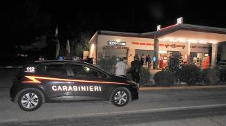 Sparatoria nella notte a Massa Lombarda (Scardovi)