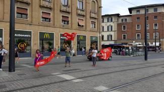 Le nuove manifestazioni dei dipendenti Gkn