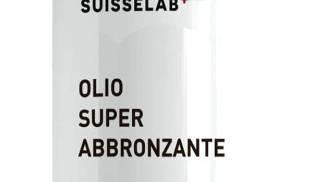 Olio super abbronzante Suisse Lab su amazon.com