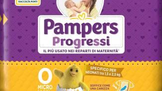 Pampers Progressi su amazon.com