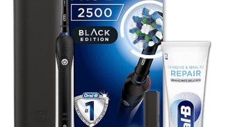 Oral-B Pro 2 2500 Spazzolino Elettrico Ricaricabile su amazon.com