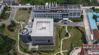 L'istituto di virologia di Wuhan (Ansa)
