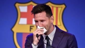 Messi commosso, difficile dire addio al Barcellona