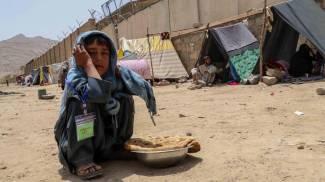 L'offensiva talebana sta causando migliaia di sfollati (Ansa)