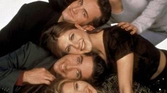 Matthew Perry, Courteney Cox, Matt LeBlanc, Lisa Kudrow, David Schwimmer, Jennifer Aniston