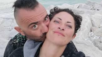 Silvia Manetti con Nicola Stefanini, che ha confessato di averla uccisa