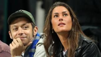 Valentino Rossi e Francesca Sofia Novello