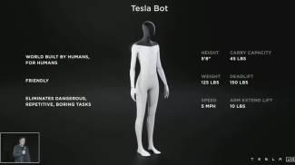 Tesla Bot (Ansa)