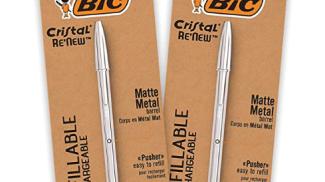 BIC Cristal Re'New su amazon.com