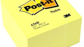 Post-it classici su amazon.com