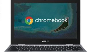 Asus Chromebook su amaozn.com