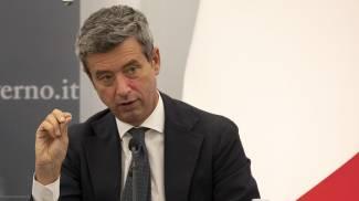 Il ministro del Lavoro, Andrea Orlando, 52 anni (Ansa)