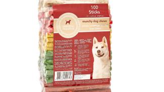 Doogy Munchy - Bastoncini misti per cani su amazon.com