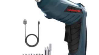 HANMATEK - Cacciavite Elettrico su amazon.com