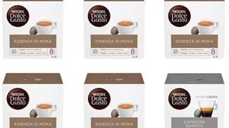 Nescafé Dolce Gusto Essenza di Moka su amazon.com