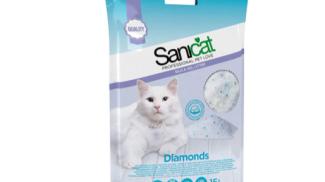 Sanicat Diamonds Lettiera Perle di Gel su amazon.com