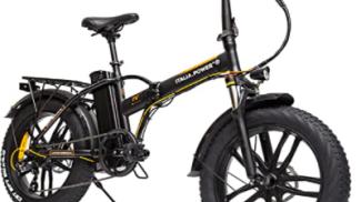 E-Bike FAT FT4 su amazon.com