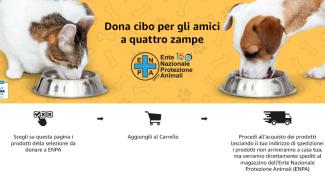 Aiuta ENPA su amazon.com