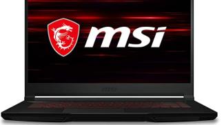 MSI - Notebook Gaming GF63 Thin 10SC-054IT su amazon.com