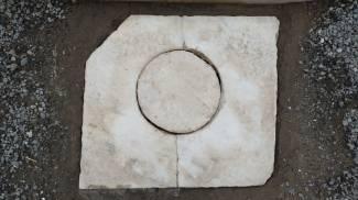 Il chiusino rubato a Pompei