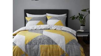 Catherine Lansfield - Set copripiumino per letto king size su amazon.com