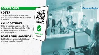 Green pass: dal 15 ottobre è obbligatorio anche in tutti i luoghi di lavoro
