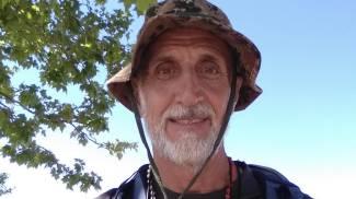 """Luigi Aronica, soprannominato """"er pantera di Monteverde"""" (Ansa)"""