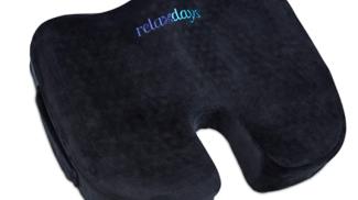 Relaxdays - Cuscino per Sedia Ortopedico su amazon.com
