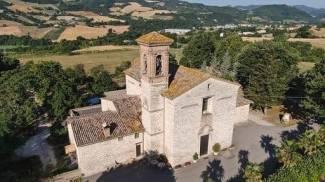 La Pieve di Santo Stefano di Gaifa a Canavaccio (Urbino)