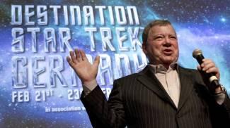 William Shatner, per sempre capitano Kirk