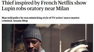 La notizia riportata dal The Guardian