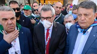 Demonstration in Rome in opposition to fascism.  Police Headquarters: 60 thousand within the sq. – Chronicle