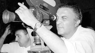 Il grande maestro Federico Fellini
