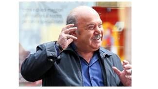 Lino Banfi ha interpretato il mitico allenatore Oronzo Canà