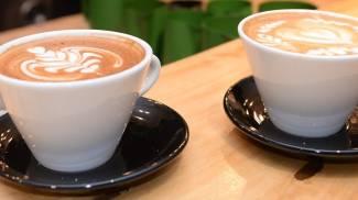 Caffè e cappuccino (Foto Frasca)