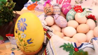 Uova di Pasqua (Olycom)